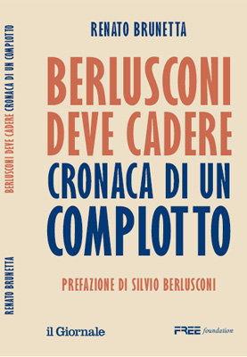 Berlusconi deve cadere